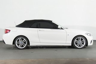 2016 BMW 228i Sport Line Convertible.