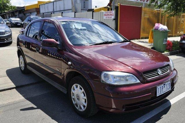 Used Holden Astra CD, Hoppers Crossing, 2003 Holden Astra CD Sedan
