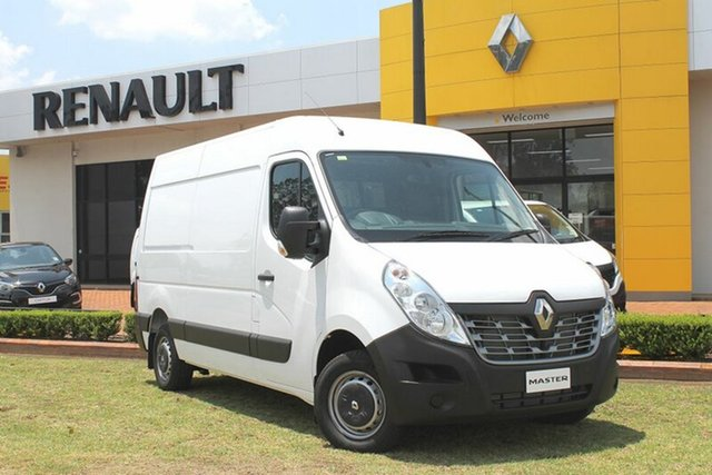 New Renault Master Mid Roof MWB AMT, Toowoomba, 2018 Renault Master Mid Roof MWB AMT Van