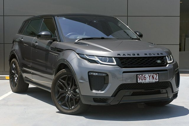 Used Land Rover Range Rover Evoque TD4 180 HSE Dynamic, Springwood, 2016 Land Rover Range Rover Evoque TD4 180 HSE Dynamic Wagon