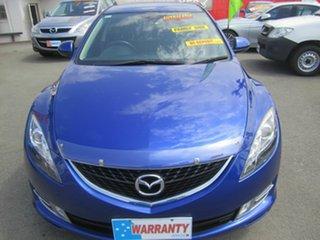 2009 Mazda 6 GH Hatchback.