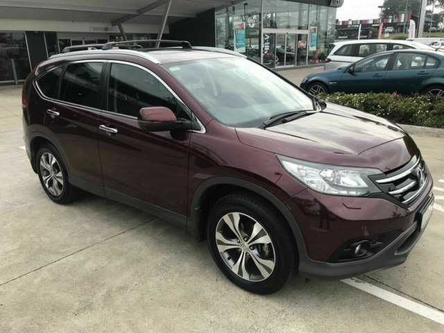 Discounted Used Honda CR-V VTi-L 4WD, Yamanto, 2014 Honda CR-V VTi-L 4WD Wagon