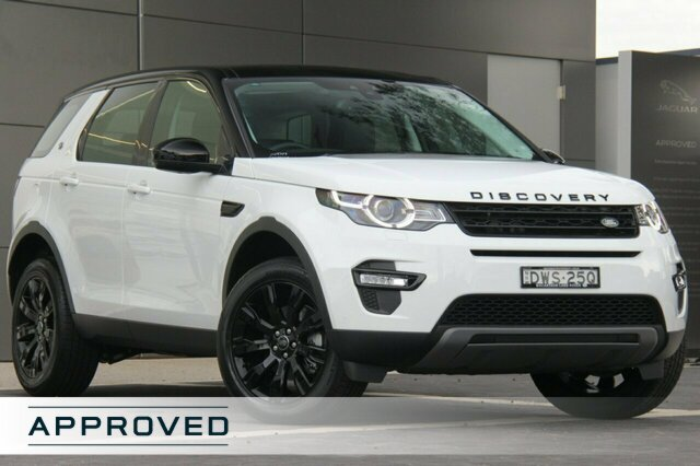 Demonstrator, Demo, Near New Land Rover Discovery Sport TD4 132kW SE, Campbelltown, 2018 Land Rover Discovery Sport TD4 132kW SE SUV