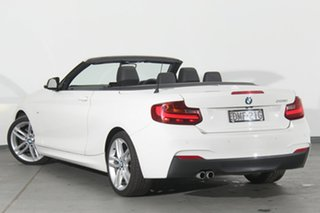 2016 BMW 228i Sport Line Convertible.