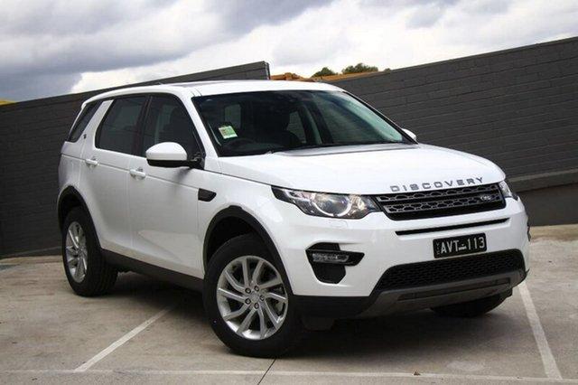 Demonstrator, Demo, Near New Land Rover Discovery Sport, Doncaster, 2018 Land Rover Discovery Sport