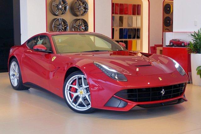 Used Ferrari F12Berlinetta DCT, Southport, 2015 Ferrari F12Berlinetta DCT Coupe