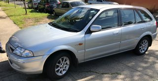 2000 Ford Laser LXI Hatchback.