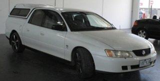 2003 Holden Crewman Crew Cab Utility.