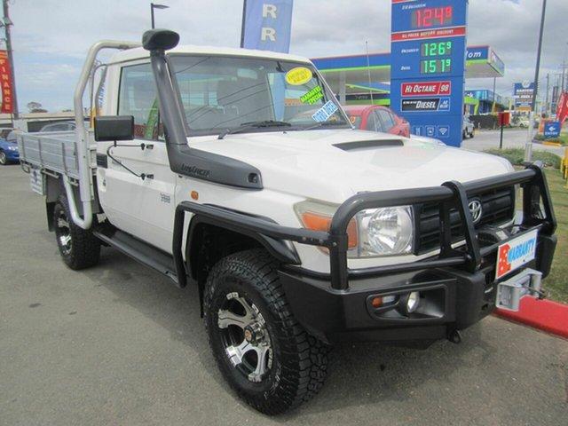 Used Toyota Landcruiser, Capalaba, 2008 Toyota Landcruiser Utility