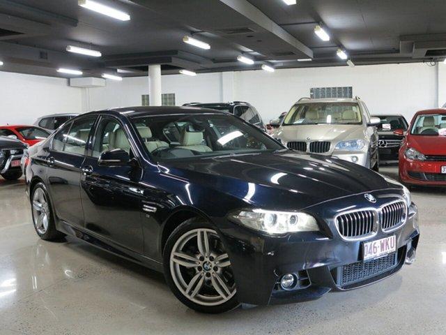 Used BMW 520i M Sport Steptronic, Albion, 2016 BMW 520i M Sport Steptronic Sedan