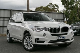Used BMW X5 sDrive 25D, Oakleigh, 2015 BMW X5 sDrive 25D F15 MY15 Wagon
