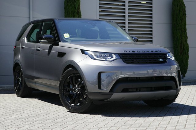 New Land Rover Discovery, Cannington, 2018 Land Rover Discovery