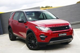 2018 Land Rover Discovery Sport SD4 SE Wagon.