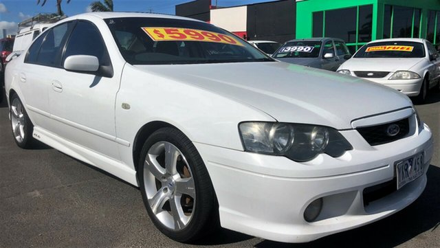 Used Ford Falcon Dual Fuel with RWC & REG, Cheltenham, 2003 Ford Falcon Dual Fuel with RWC & REG Sedan