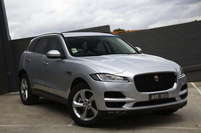 Demonstrator, Demo, Near New Jaguar F-PACE 30d AWD Prestige, Doncaster, 2017 Jaguar F-PACE 30d AWD Prestige Wagon