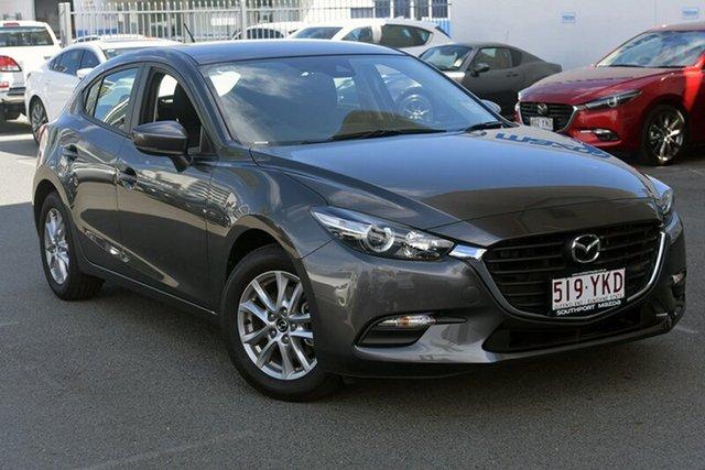 Demonstrator, Demo, Near New Mazda 3 Neo SKYACTIV-Drive Sport, Southport, 2018 Mazda 3 Neo SKYACTIV-Drive Sport Hatchback