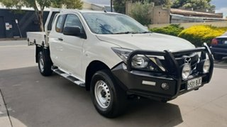 2016 Mazda BT-50 XT (4x2) Freestyle Cab Chassis.