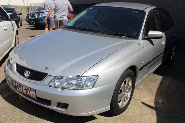 Used Holden Commodore Acclaim, Underwood, 2002 Holden Commodore Acclaim Sedan