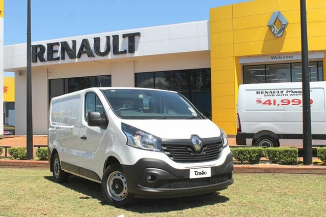 New Renault Trafic 103KW Low Roof SWB, Toowoomba, 2018 Renault Trafic 103KW Low Roof SWB Van
