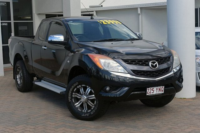 Discounted Used Mazda BT-50 XTR Freestyle, Southport, 2011 Mazda BT-50 XTR Freestyle Utility