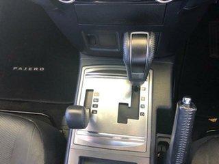 2009 Mitsubishi Pajero GLS LWB (4x4) Wagon.