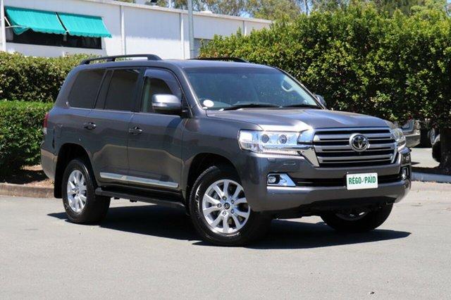 Used Toyota Landcruiser Sahara, Acacia Ridge, 2015 Toyota Landcruiser Sahara VDJ200R Wagon