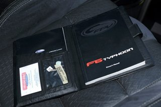 2005 Ford Performance Vehicles F6 Typhoon Sedan.