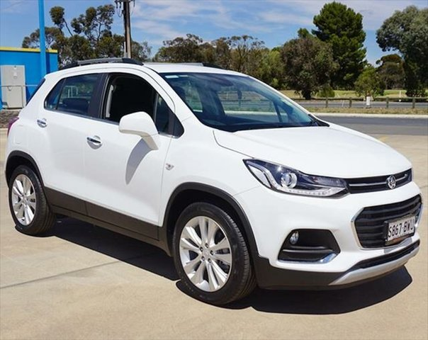 Demonstrator, Demo, Near New Holden Trax LT, Berri, 2018 Holden Trax LT Wagon