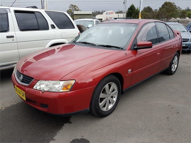 Used Holden Commodore Equipe, Campbelltown, 2004 Holden Commodore Equipe Sedan