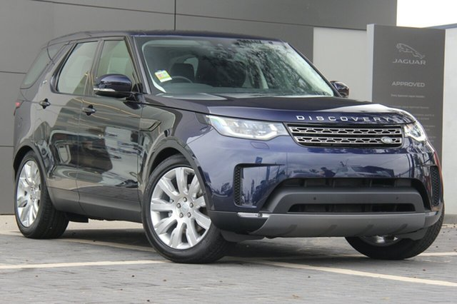 Demonstrator, Demo, Near New Land Rover Discovery SD4 SE, Narellan, 2018 Land Rover Discovery SD4 SE SUV