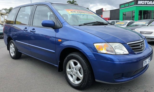 Used Mazda MPV not Tarago, Cheltenham, 2001 Mazda MPV not Tarago Wagon