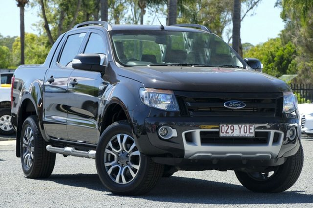 Used Ford Ranger Wildtrak Double Cab, Beaudesert, 2014 Ford Ranger Wildtrak Double Cab Utility