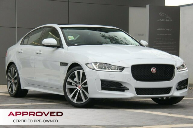 Demonstrator, Demo, Near New Jaguar XE 25T R-Sport, Narellan, 2016 Jaguar XE 25T R-Sport Sedan