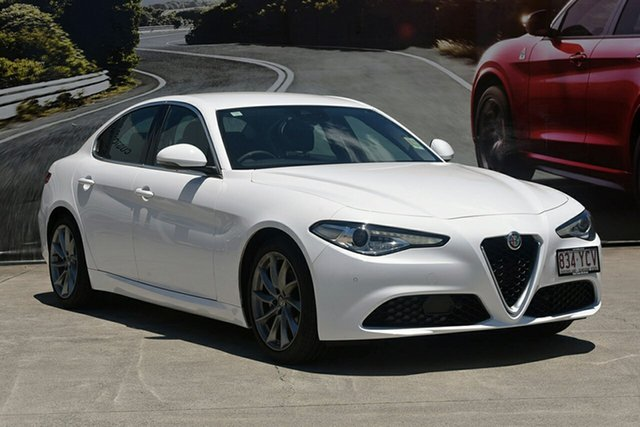 Demonstrator, Demo, Near New Alfa Romeo Giulia, Southport, 2016 Alfa Romeo Giulia Sedan