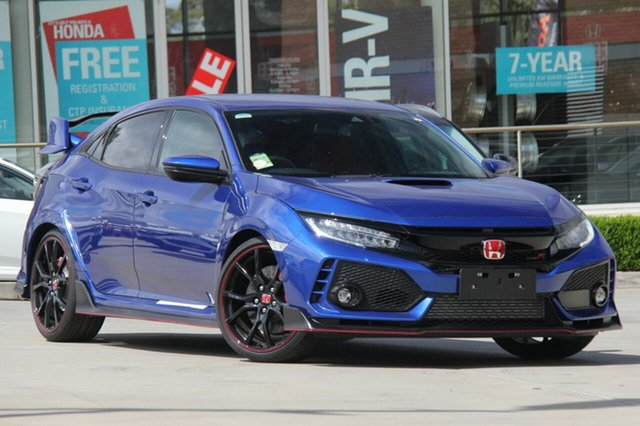 Demonstrator, Demo, Near New Honda Civic Type R, Southport, 2018 Honda Civic Type R Hatchback