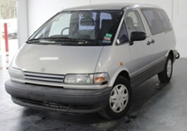 Used Toyota Tarago GLi, Glen Waverley, 1997 Toyota Tarago GLi Wagon