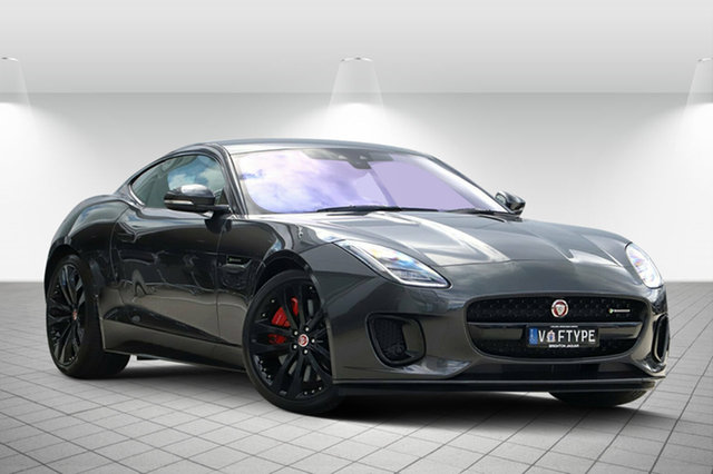 Discounted Demonstrator, Demo, Near New Jaguar F-TYPE R-Dynamic Quickshift RWD 250kW, Clayton, 2018 Jaguar F-TYPE R-Dynamic Quickshift RWD 250kW Coupe