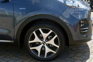 2017 Kia Sportage GT-Line AWD Wagon.