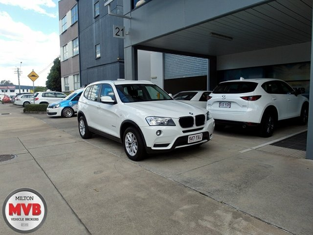 Used BMW X3 xDrive 20D, Eagle Farm, 2013 BMW X3 xDrive 20D Wagon