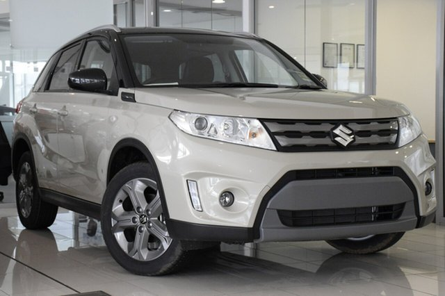 Discounted Demonstrator, Demo, Near New Suzuki Vitara S Turbo 2WD, Warwick Farm, 2018 Suzuki Vitara S Turbo 2WD SUV