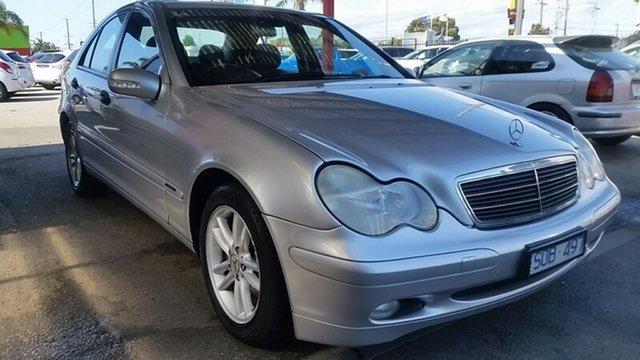 Used Mercedes-Benz C180 Kompressor Classic, Cheltenham, 2003 Mercedes-Benz C180 Kompressor Classic Sedan