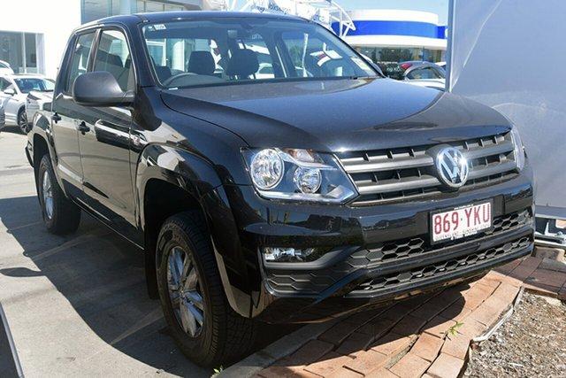 Demonstrator, Demo, Near New Volkswagen Amarok TDI420 4MOTION Perm Core, Southport, 2018 Volkswagen Amarok TDI420 4MOTION Perm Core Utility
