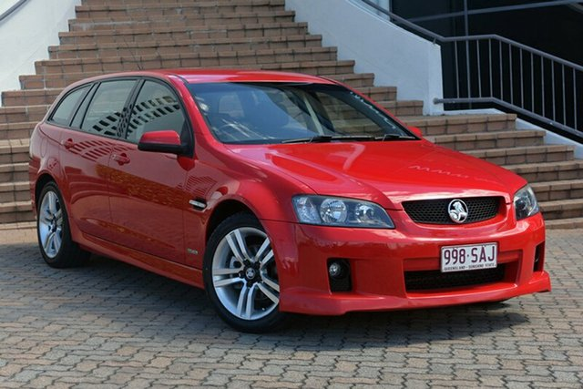 Discounted Used Holden Commodore SV6 Sportwagon, Narellan, 2010 Holden Commodore SV6 Sportwagon Wagon