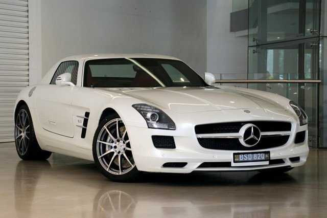 Used Mercedes-Benz SLS-Class SLS AMG SPEEDSHIFT DCT, Waterloo, 2010 Mercedes-Benz SLS-Class SLS AMG SPEEDSHIFT DCT Coupe