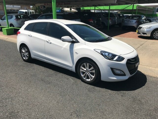 Used Hyundai i30 Active, Casino, 2014 Hyundai i30 Active Wagon