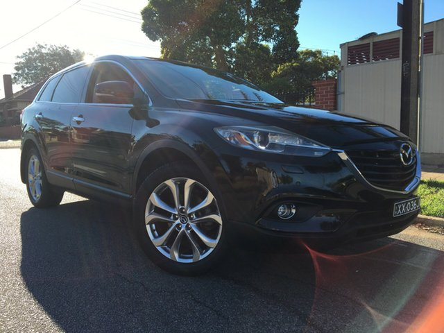 Used Mazda CX-9 Grand Touring Activematic AWD, Cheltenham, 2012 Mazda CX-9 Grand Touring Activematic AWD Wagon