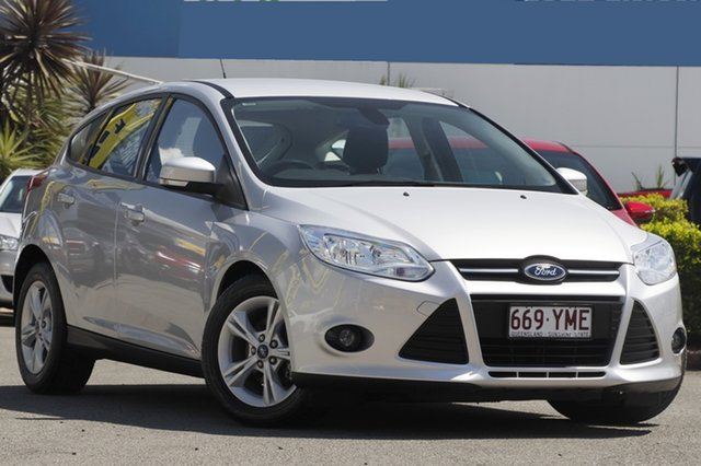 Used Ford Focus Trend PwrShift, Bowen Hills, 2015 Ford Focus Trend PwrShift Hatchback