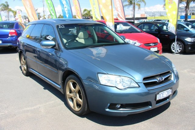 Used Subaru Liberty 3.0R AWD, Cheltenham, 2006 Subaru Liberty 3.0R AWD Wagon