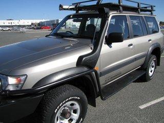 2001 Nissan Patrol ST Wagon.