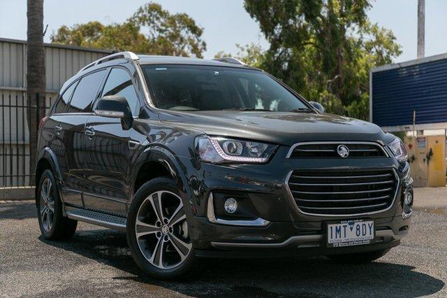 Used Holden Captiva 7 LTZ (AWD), Oakleigh, 2018 Holden Captiva 7 LTZ (AWD) CG MY18 Wagon